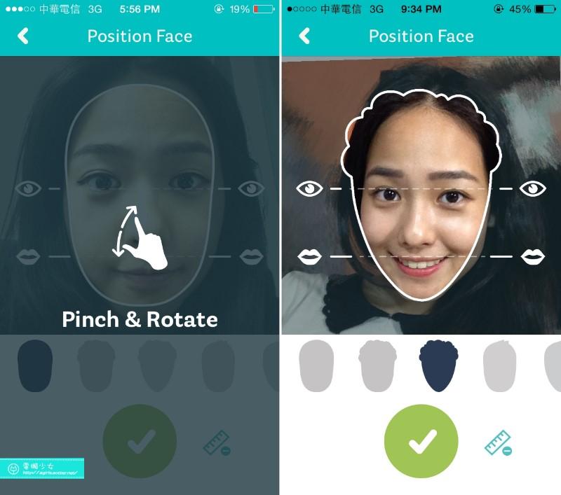 iOS] 祝賀來點不一樣的☆惡搞系App☆配上人臉的超Q角色動畫訊息『JIBJAB